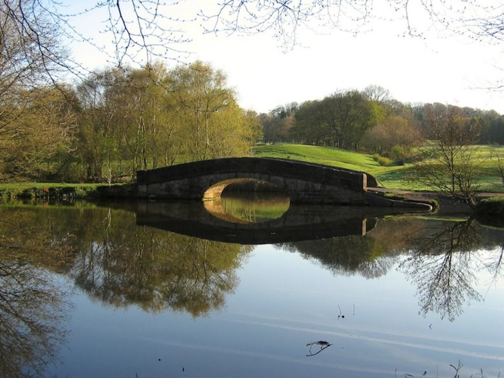 Haigh Hall Bridge 3 copy