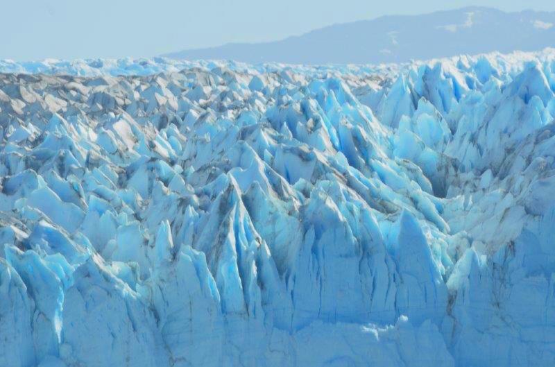 PIO XI Glacier Face